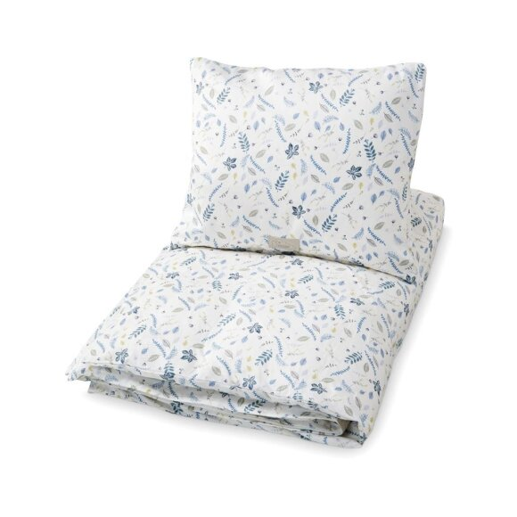 Cam Cam Copenhagen - Bedding Pressed Leaves Blue