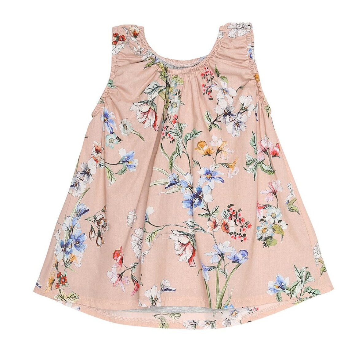 3bfea46a5999 Lyserød baby kjole fra Christina Rohde - Skruuk
