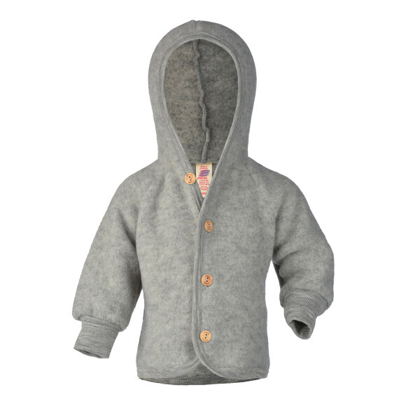 ENGEL - Hooded Jacket Grey