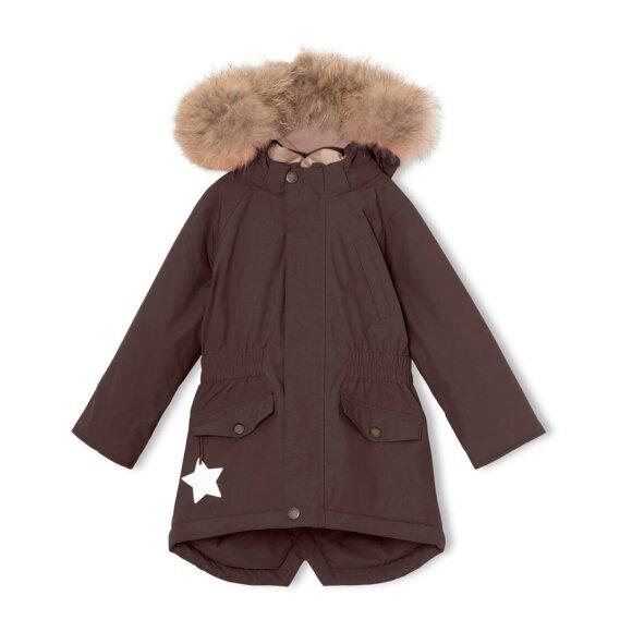 MINIATURE - Jacket Vibse Fur