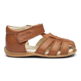 POM POM - Starters closed sandal camel