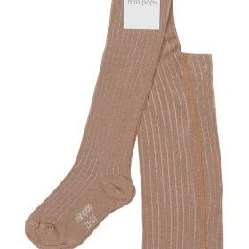 POM POM - Minipop bamboo tights beige