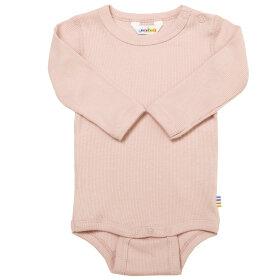 JOHA - Body w/long sleeves Pastel rosa