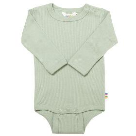 JOHA - Body w/long sleeves lys grøn