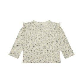 PETIT BY SOFIE SCHNOOR - t-shirt LS SPELENOR flower