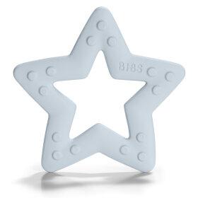 Bibs - Bibs baby bite star baby blue