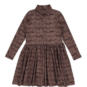 Gro - Cecilie jersey dress puce