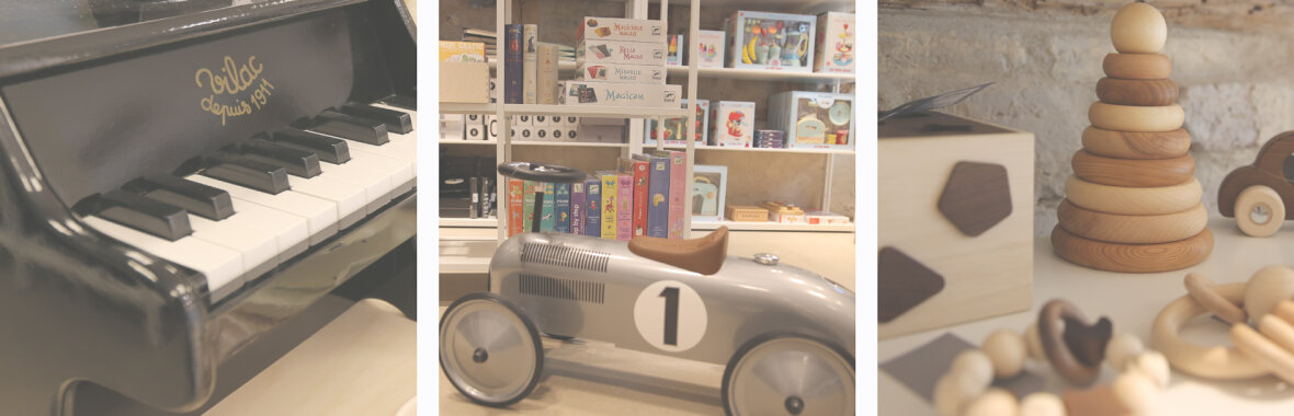 Babylegetøj & legetøj til børn