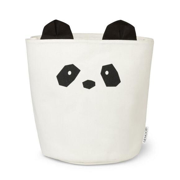 Liewood - Fabric Basket Ella Panda