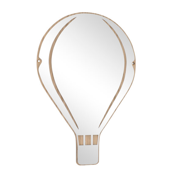 MASELIVING - Spejl Luftballon Egetræ
