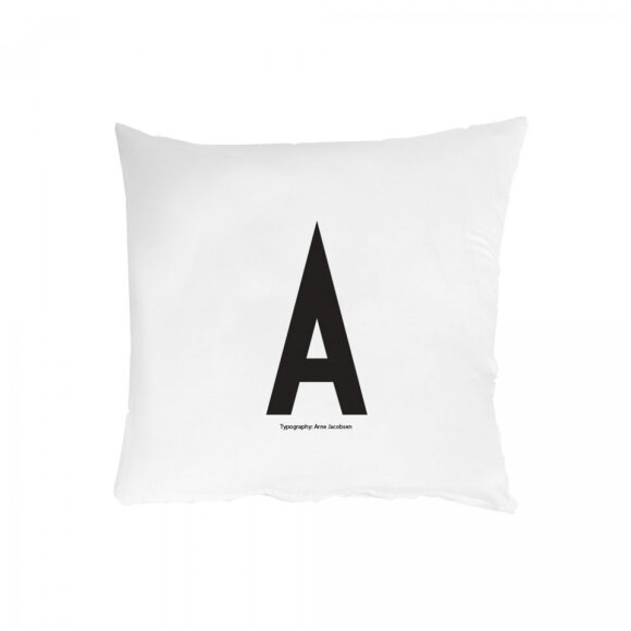 Design Letters - Pillowcase Personal Letter A-Z