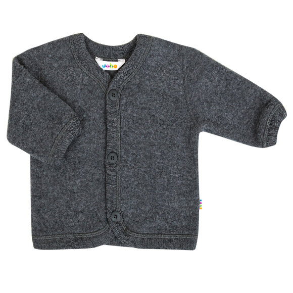 JOHA - Cardigan Uld Grey