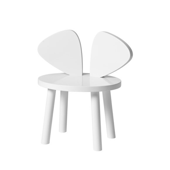 NOFRED - Mouse Chair White
