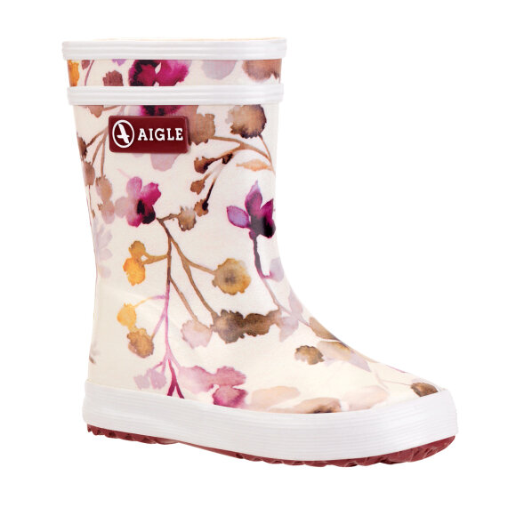 Aigle - Lolly Pop High Cut WILDFLOWER